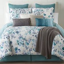 JCPenney Home Clarissa 4-pc. Reversible Comforter Set - JCPenney ...