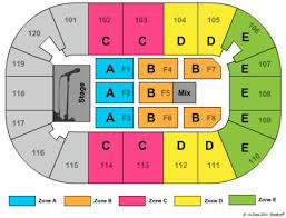 Agganis Arena Tickets And Agganis Arena Seating Charts