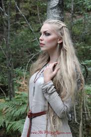 Viking Hairstyle Female blonde thevikingqueen 5929 by wearticles.com