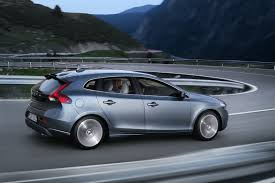 Volvo V40 Photos Leaked Again. Premium Interior Revealed ...