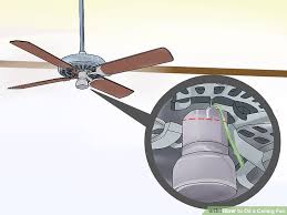 image titled oil a ceiling fan step 5