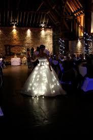 Wedding Dress With Lights Fairy Light Wedding Dress With Battery Lights Light