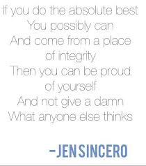 Jen Sincero Quotes Simple Jen Sincero Quotes QUOTES OF THE DAY