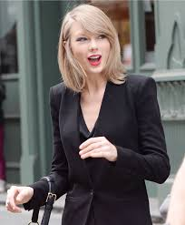 Taylor Swift New Hair Style swift spring style out in new york city april 2014 8137 by stevesalt.us