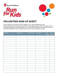 Sign Up Sheet Template Google Docs 003 Template Ideas Save The Children Volunteer Sign Up Sheet