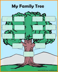 Build A Family Tree In Excel A Simple Family Tree Ijbcr Co