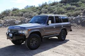 Hemmings Find: 1988 Toyota Land Cruiser Turbo Diesel - Off Road Xtreme