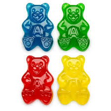albanese gummi papa bears