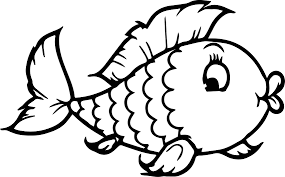 Small Picture Fish Printable Coloring Pages Fish Coloring Page Coloring