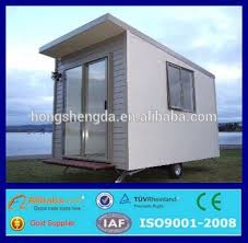 Small Picture Prefabricated Mobile Movable Portable Tiny House On Wheels Buy