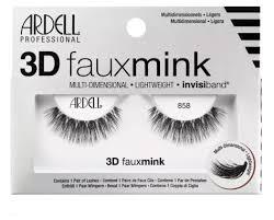 Купить <b>Ardell Ресницы 3D</b> Faux Mink 858 черный по низкой цене ...