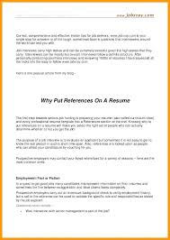 How To Format References On Resume List A Reference Do Sheet Base ...