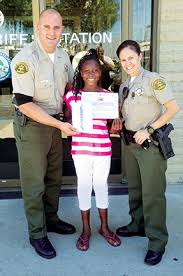 congratulations to a angelou essay contest winners sheriff s brianna price essay courtney cooper