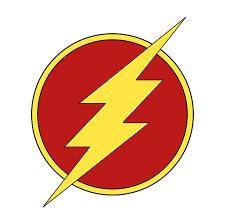 How to Draw the Flash Logo - Really Easy Drawing Tutorial