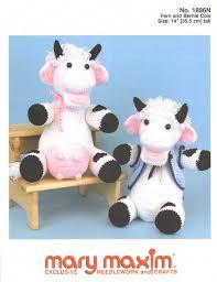 Crochet Cow Pattern New Inspiration Design