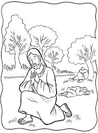 The flooded ship that did not sink, and the wild man made well (older children/teens). Http Www Biblekids Eu New Testament Jesus Praying Jesus Praying Coloring Jesus Praying 13 Jpg Bible Coloring Pages Coloring Pages Bible Coloring