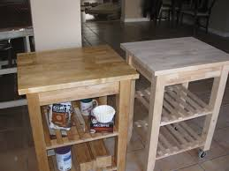 Ikea Hacks Kitchen Island Bekvam Kitchen Cart Home Design And Decorating