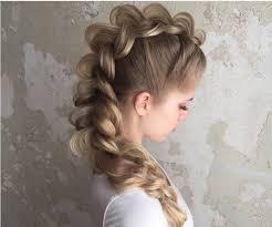 ديل التنين أحدث قصات الشعر النسائية صور