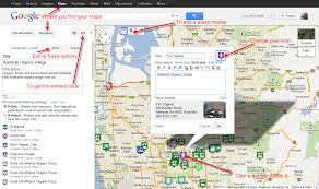 how to add my places maps to your website