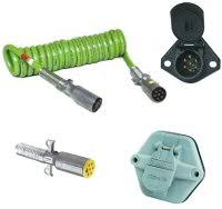 electrical hook up cables plugs sockets at trailer parts superstore electrical hook up cables plugs sockets
