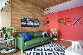 Bright Living Room Decoration