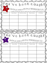 Incentive Charts For Students Individual Student Incentive Charts Freebie