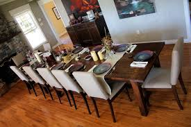 8 ft dining room table