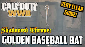 Baseball Bat Chart Epic Golden Baseball Bat Guide The Shadowed Throne Youtube