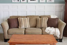 take that old worn out sofa make it look new again an easy
