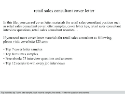 Sample Retail Resume Cover Letter Sale Resume Cover Letter Sales ...