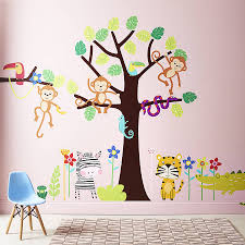 luxury wall decor stickers for kids 7