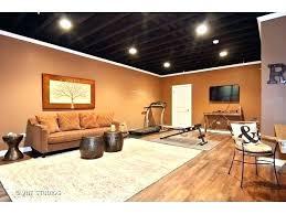 best basement lighting. Astounding Basement Lighting Ideas Low Ceiling Open Best For Bar Lightin .  Industrial