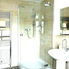 stand up shower ideas corner of inexpensive designs small bathroom rem