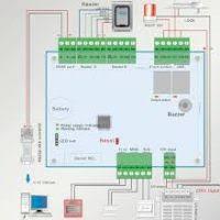 card reader wiring diagram card wiring diagrams instruction hid prox reader wiring at Wiegand Reader Wiring Diagram