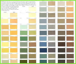 Interior Wood Stain Color Chart Olympic Stain Colors Lowes Interior Wood Stain Color Chart