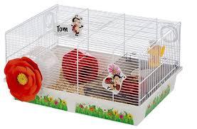 <b>Клетка для грызунов Ferplast</b> Lady Bug 50х35х25 см — купить по ...