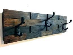 decorative wall mounted coat racks decorative coat racks decorative wall mounted coat rack with hooks