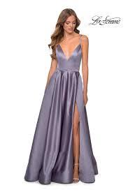 La Femme Prom Dresses Size Chart La Femme Prom Dresses Style 28628 La Femme