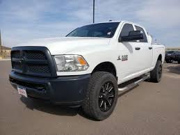 Used 2013 RAM 2500 Tradesman Crew Cab Pickup in Sterling, CO ...