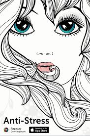 329 Best Relax Coloring Pages Images On Pinterest Recolor Coloring