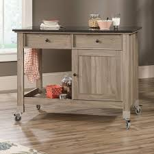 Sandra Lee Granite Top Kitchen Cart Kitchen Cabinets Kitchen Island Table Granite Crosley Natural