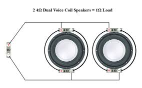 4 ohm dvc subwoofer wiring diagrams wiring diagram 4 Ohm Dual Voice Coil Wiring Diagram dvc 1 ohm wire diagram sub wiring inspiring car wiring diagram for dual 4 ohm voice coil