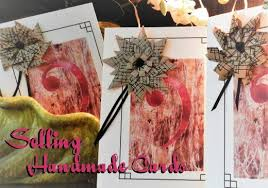 Chart Paper Greeting Card 10 Tips For Starting Your Handmade Card Business Feltmagnet