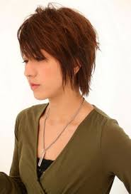 Asian Woman Short Hair Style medium short hairstyles for women that fashionable women hairstyles 5408 by wearticles.com