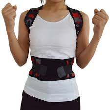 Women\u0027s Back Posture Corrector Braces Belts Lumbar Support Belt Strap Corset for Men Health Care Size S M L XL XXL