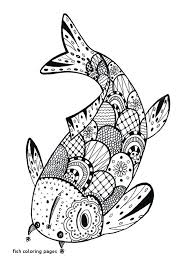 Rainbow Fish Coloring Sheet Rainbow Fish Coloring Page Pdf