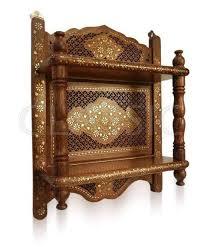 Small Picture Beautiful wall mounted pooja mandir design way2nirmancom best