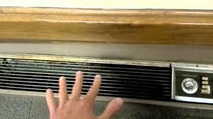 Ge Ptac Heat Pump 1984 Ge Ptac Revisited Youtube