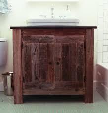 reclaimed bathroom furniture. Image Of: Vintage Reclaimed Wood Bathroom Vanity Furniture