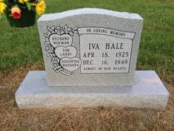 Mary Iva Kerby Hale (1925-1949) - Find A Grave Memorial